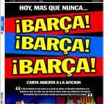 Sport: Barça, Barça, Barça!