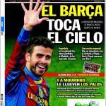Sport: Il Barcellona tocca il cielo