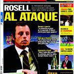 Sport: Rosell all'attacco