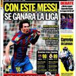 Sport: Con questo Messi si vince la Liga