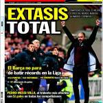 Sport: Estasi totale
