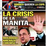 Sport: La crisi della Manita