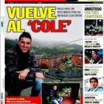 """Sport: Afellay """"Sono pazzo per giocare con Messi e Iniesta"""""""