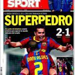 Sport: SuperPedro
