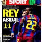 Sport: Re Abidal