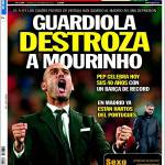 Sport: Guardiola distrugge Mourinho