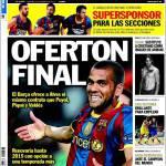 Sport: Offertona finale