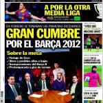 Sport: Per l'altra metà della Liga