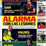 Sport: Allarme infortuni