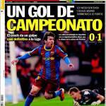 Sport: Un gol da campionato