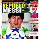 Sport: Ripetilo Messi