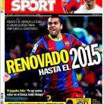 Sport: Rinnovato fino al 2015