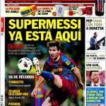 Sport: Super Messi è questo qui