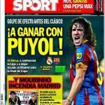 Sport: Vincere con Puyol