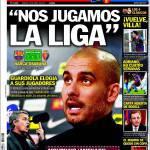 "Sport: ""Ci giochiamo la Liga"""