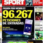 Sport: 96.267 richieste di biglietti
