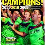 Sport: Campioni 2011-2010-2009