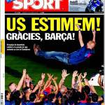 Sport: Grazie Barça