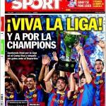 Sport: Viva la Liga