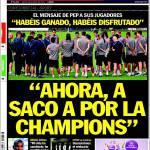 """Sport: """"E ora tutti per la Champions"""""""