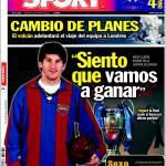 """Sport: Messi """"Sento che andiamo a vincere"""""""
