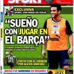 """Sport: """"Sogno di giocare nel Barcellona"""""""
