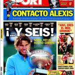 Sport: Contatto Alexis