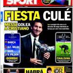 Sport: Festa Barcellona