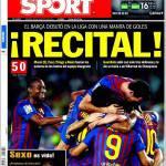 Sport: Recital!