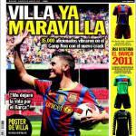 Sport: Villa già meraviglia