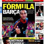 Sport: Formula Barca