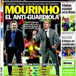 Sport: Mourinho l'anti Guardiola