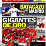 Sport: Urto del Madrid