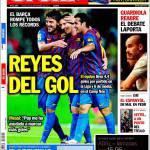 Sport: I re del gol