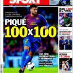 Sport: Piquè 100 X 100