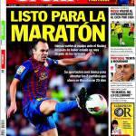 Sport: Pronto per la maratona