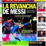 Sport: La rivincita di Messi