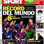 Sport: Record del mondo