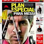 Sport: Piano speciale per Messi