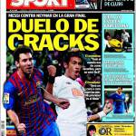 Sport: Duello di fuoriclasse