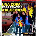 Sport: Una coppa per il rinnovo di Guardiola
