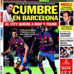 Sport: Il City chiede Ibra e Tourè