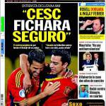 """Sport: Xavi """"Cesc acquisto sicuro"""""""