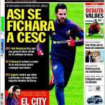 Sport: Così si acquista Cesc