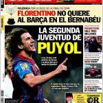 Sport: La seconda gioventù di Puyol