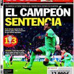 Sport: La sentenza del campione