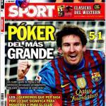 Sport: Poker del più grande