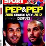 Sport: Pep & Pep, quattro anni dopo