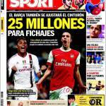 Sport: 25 milioni per un acquisto