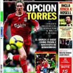 Sport: Opzione Torres